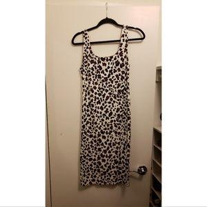 Leopard Bodycon Dress